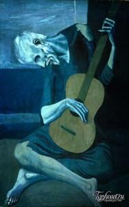 pikasso-staryiy-gitarist
