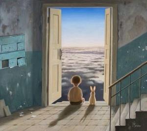 Шелест я скоро стану маленьким по картине В. Губарева