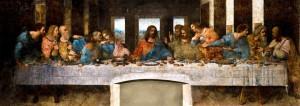 Шелест Тайная вечеря